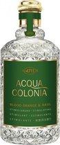 4711 Acqua Colonia Blood Orange & Basil - 50 ml - eau de cologne spray - unisexparfum