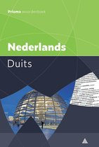 Boek cover Prisma woordenboek Nederlands-Duits van G. A. M. M. Van der Linden (Paperback)