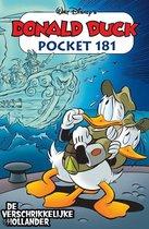 Donald Duck pocket 181 de verschrikkelijke hollander