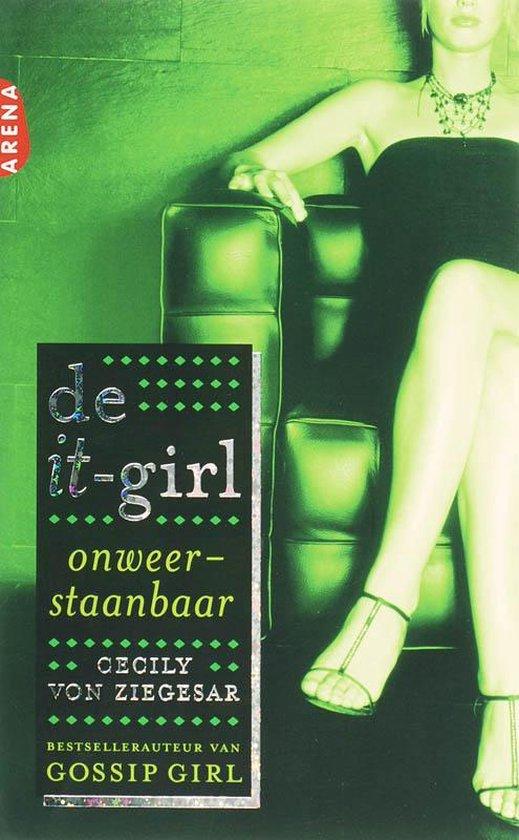 It-girl 3 - Onweerstaanbaar - Cecily von Ziegesar |