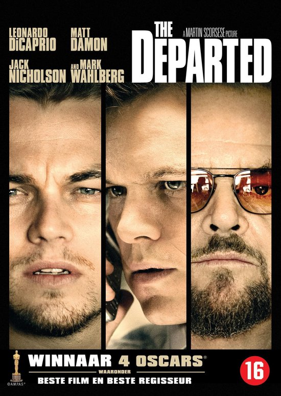 Cover van de film 'The Departed'