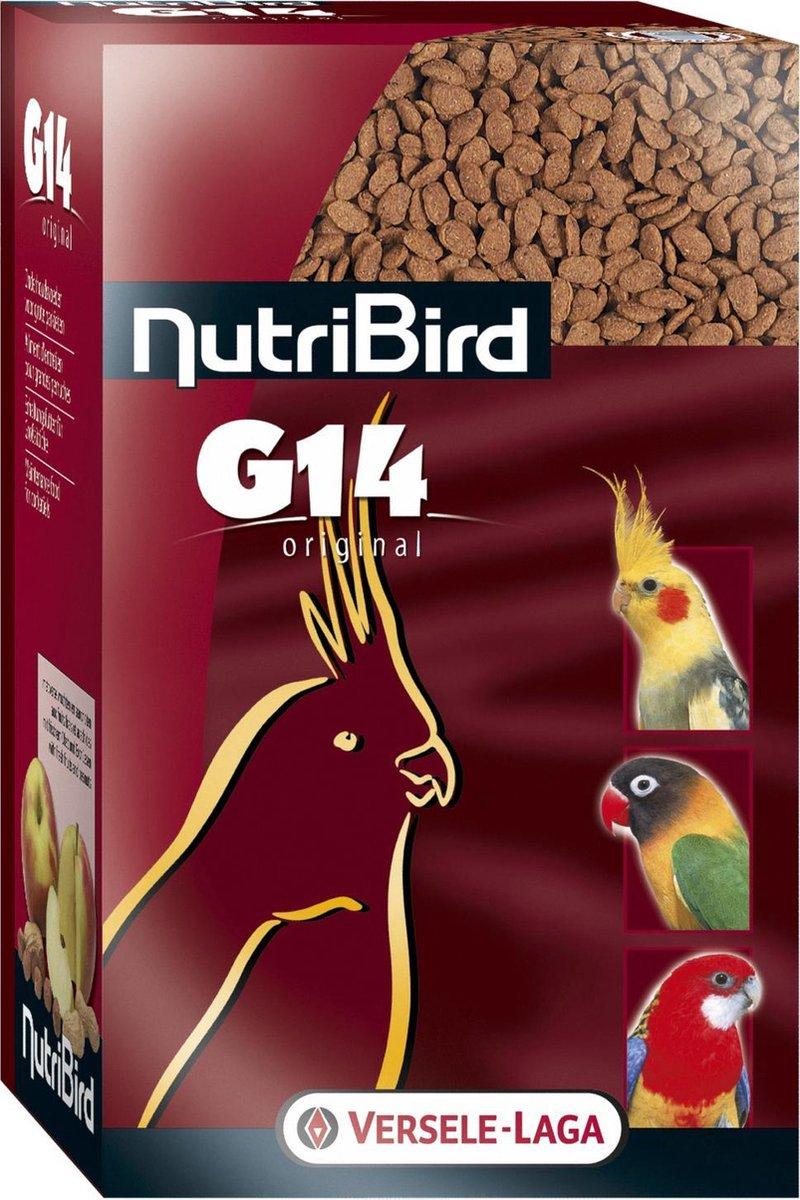 Nutribird Original G14 Onderhoudsvoeder - 1 Kg - Nutribird