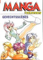 Teken Manga Gevechten