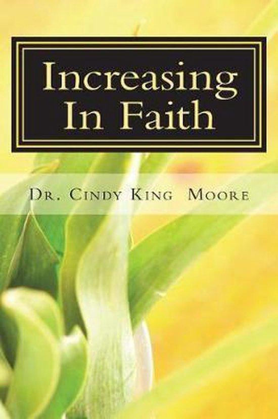 Increasing in Faith