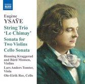 Ysaye: Solo Violin Sonatas