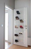 Casibel  Schoenenrek - Wit - Voor stompe deuren