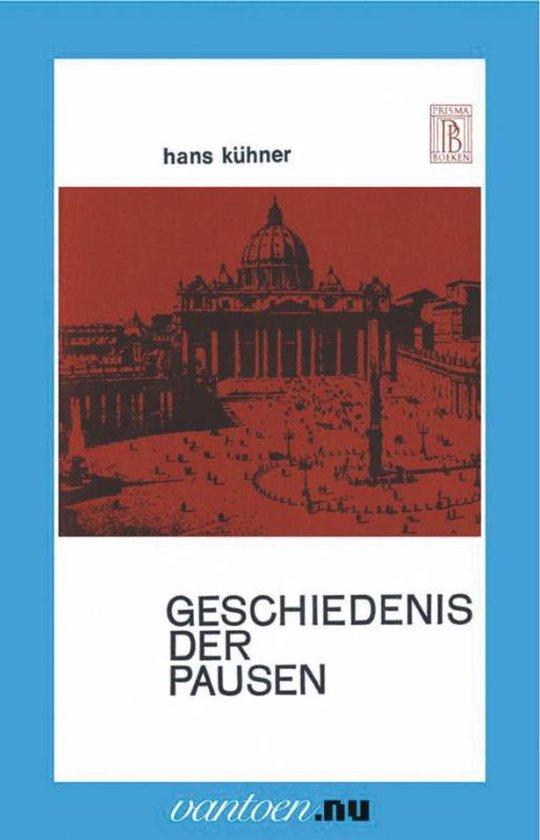 Vantoen.nu - Geschiedenis der Pausen - H. Kuhner |