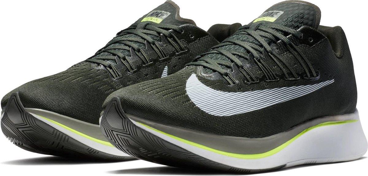   Nike Zoom Fly Hardloopschoenen Heren Sequoia
