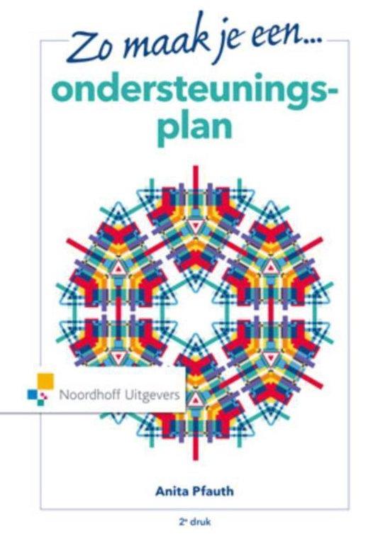 Zo maak je een ondersteuningsplan - Anita Pfauth | Fthsonline.com