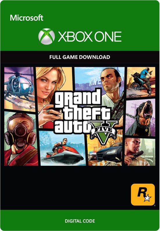 Grand Theft Auto V (GTA 5) - Xbox One download