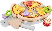 New Classic Toys Speelgoed Pizza Set
