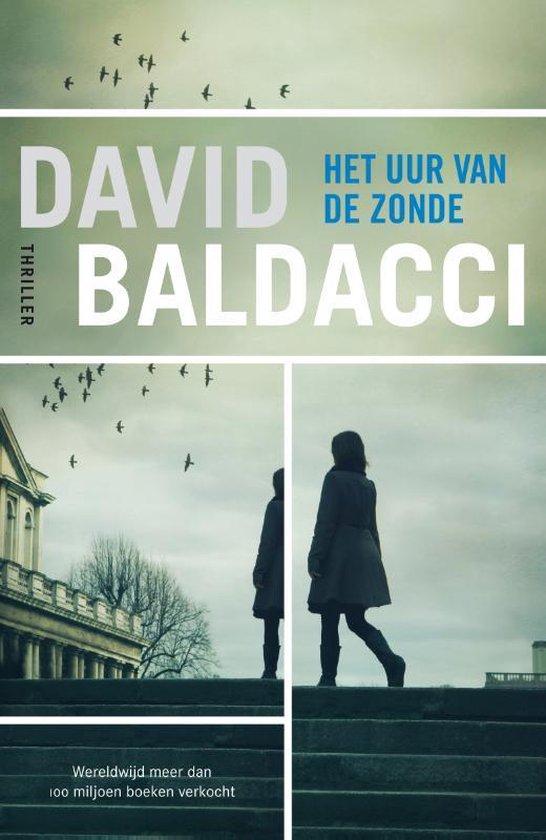 Boek cover King & Maxwell 2 - Het uur van de zonde van David Baldacci (Paperback)