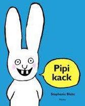 Boek cover Pipi kack van Stephanie Blake