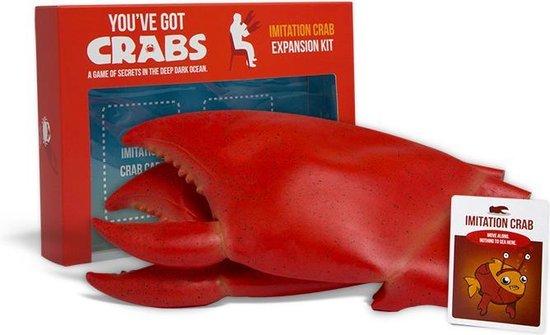 Bol Com You Ve Got Crabs Uitbreiding Engelstalig Kaartspel Games