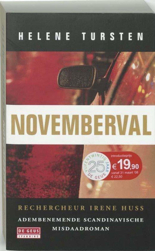Novemberval - Helene Tursten | Fthsonline.com