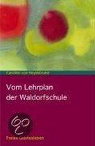 Omslag Vom Lehrplan der Freien Waldorfschule