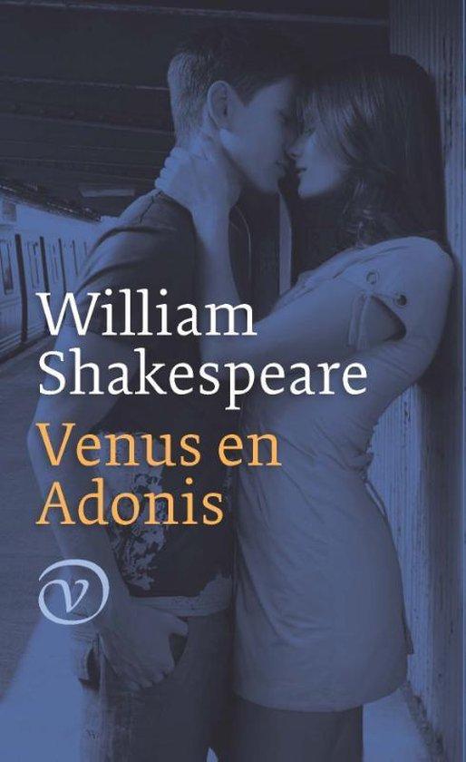 Venus en Adonis - William Shakespeare | Fthsonline.com