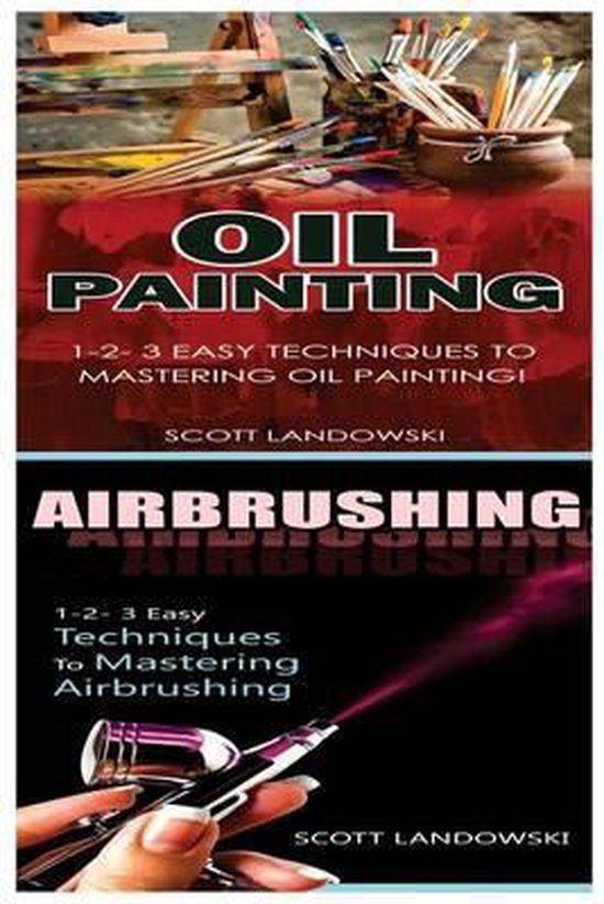 Oil Painting & Airbrushing