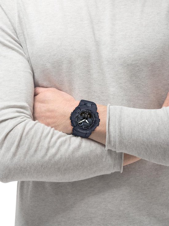 Casio G-Shock GBA-800-1AER Heren Horloge - 49 mm