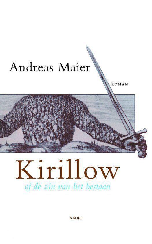 Kirillov of de zin van het bestaan - Andreas Maier  