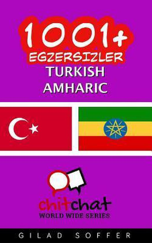 1001+ Exercises Turkish - Amharic