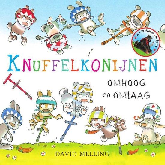 Knuffelkonijnen 1 - Omhoog en omlaag - David Melling pdf epub