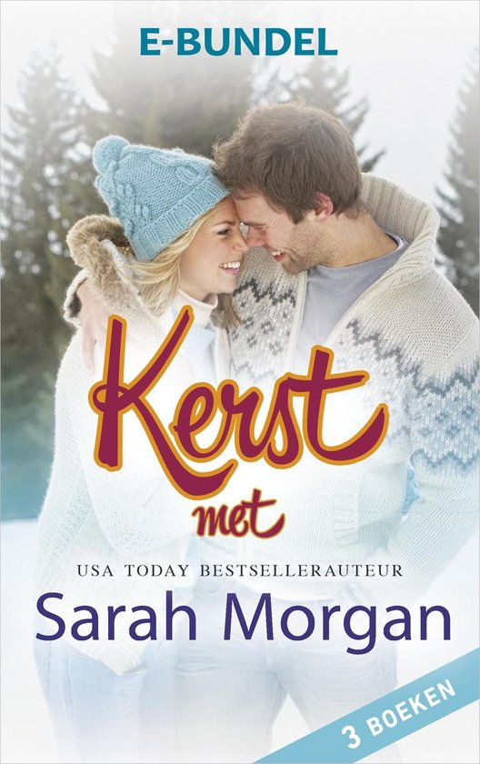 Harlequin- Kerst met Sarah Morgan, 3-in-1 - Sarah Morgan |