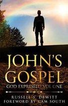 Boek cover Johns Gospel van Russell S DeWitt