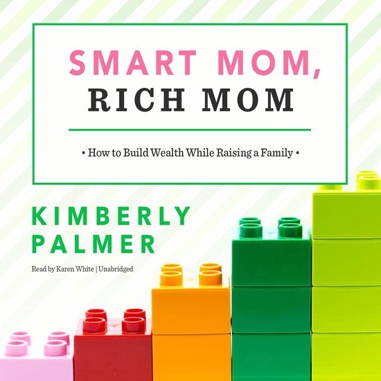 Boek cover Smart Mom, Rich Mom van Kimberly Palmer (Onbekend)