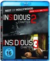 Insidious: Chapter 2 / Insidious: Chapter 3 (Blu-Ray)