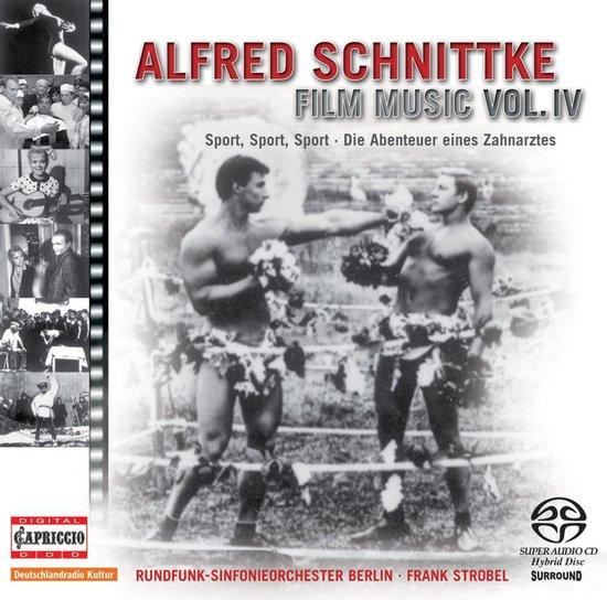 Schnittke: Film Music Vol.Iv