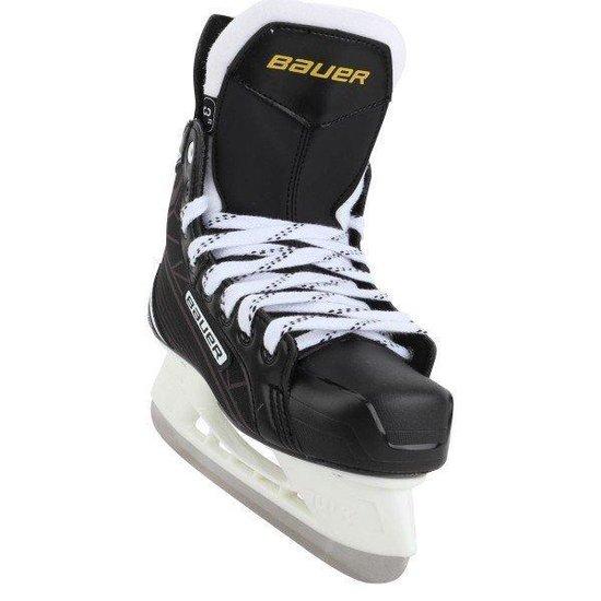Bauer Ijshockeyschaatsen Supreme S 140 Unisex Zwart Maat 33,5 - Bauer