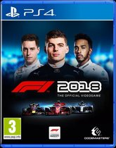 F1 2018 (Formule 1) - PS4 (Playstation 4)