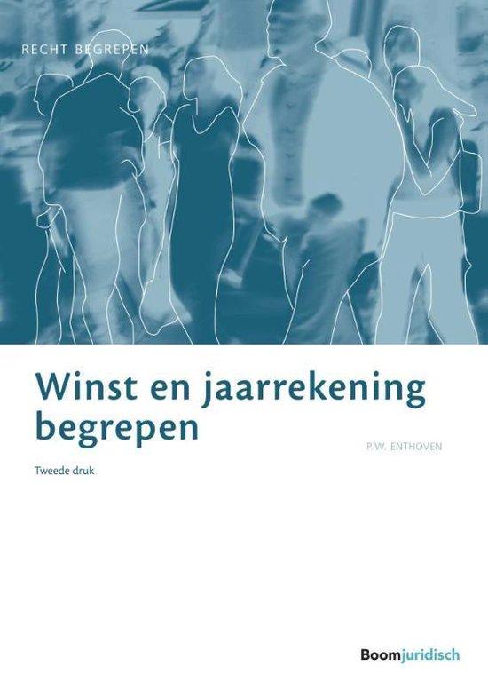 Recht begrepen - Winst en jaarrekening begrepen - P.W. Enthoven |