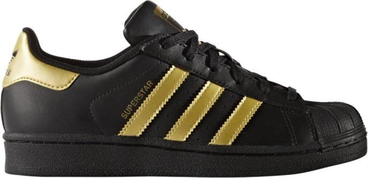 bol.com | Adidas Superstar Originals BB2871 Zwart Goud