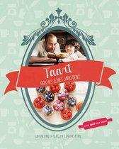 Boek cover Taart, ook als je niet jarig bent. Samen aan de slag met 25 recepten van Lineke van den Boezem