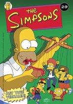 Simpsons: 029 Boysbands zijn fake/De man met twee vrouwen