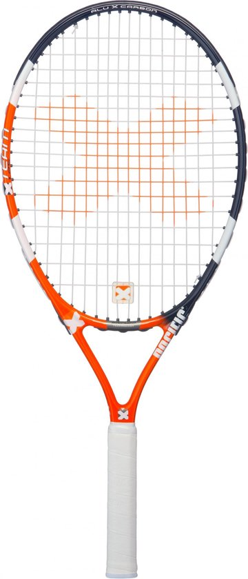 Pacific xTeam 1.25 - Tennisracket - Beginner - L00 - Oranje