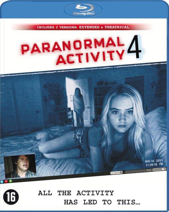 Paranormal Activity 4 (Blu-ray)