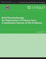 Brief Psychotherapy for Depression in Primary Care
