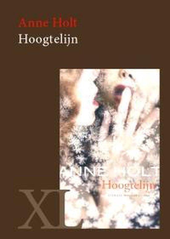 XL 1608 - Hoogtelijn - Anne Holt |
