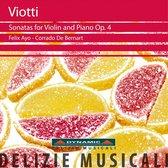 Sonatas For Violin And Piano - Viotti