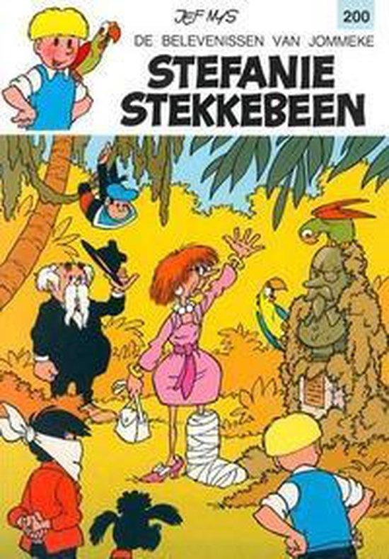 Jommeke: 200 Stefanie Stekkebeen - Jef Nys |