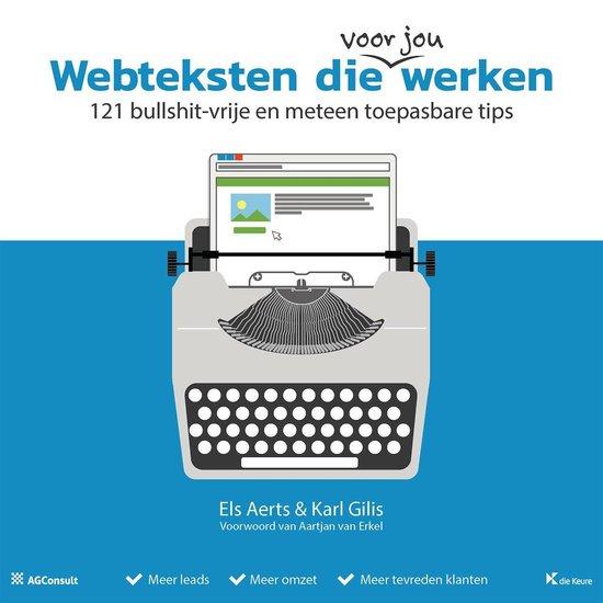 Webteksten die werken - Els Aerts pdf epub