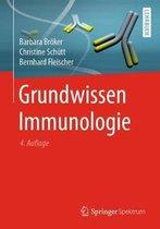 Omslag Grundwissen Immunologie