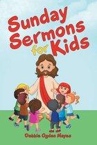Omslag Sunday Sermons for Kids