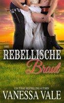 Omslag Ihre rebellische Braut