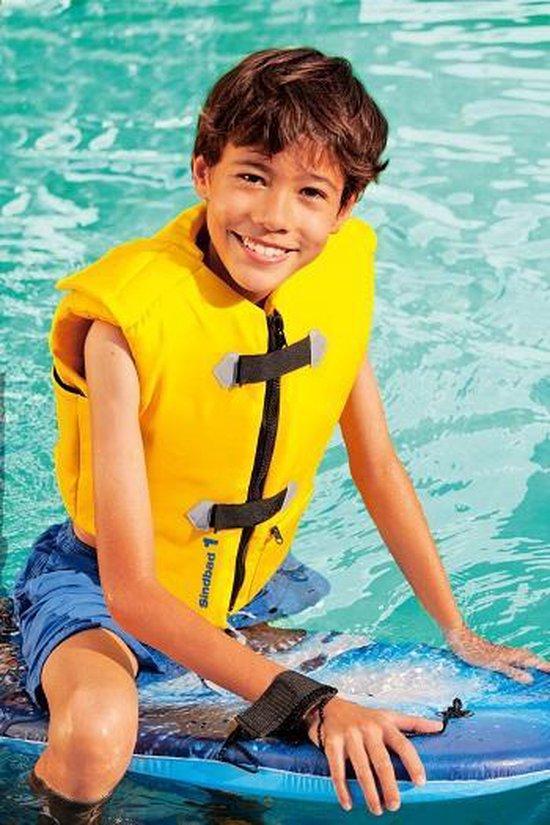 BECO Sindbad zwemvest - Drijfvest voor kinderen - 6-12 jaar - 30-60 kg