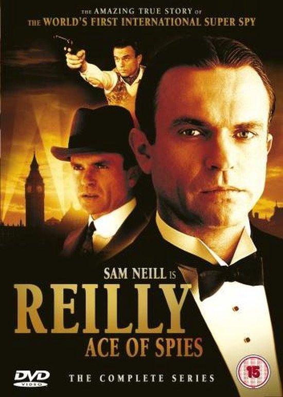 Cover van de film 'Reilly Ace Of Spies'
