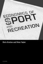 Boek cover The Economics of Sport and Recreation van Peter Taylor